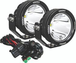 Vision X 6.7″ CG2 LED LIGHT CANNON - Two Light Kit