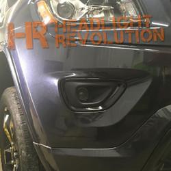 2011 - 2018 Jeep Grand Cherokee HID Fog Lights Conversion Kit