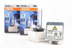 Osram D1S: XENARC 66144 CBH Bulbs (6000K)