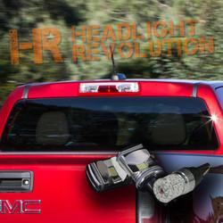 2015 - 2018 GMC Canyon / Canyon Denali LED Cargo And 3rd Brake Light Kit
