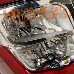 2016 - 2018 Nissan Titan LED Front Turn Signals Upgrade Kit