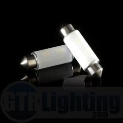 GTR Lighting 42mm 360 Degree Festoon LED Bulbs