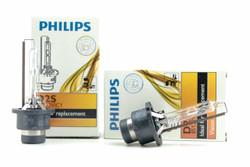 Philips D2S 85122 HID Bulbs (4300K)