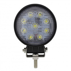 United Pacific 9 High Power 3 Watt LED Work Light - Competition Series