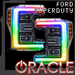 ColorSHIFT DRL Ford Super Duty