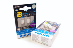 Philips X-treme Vision T10 / 194 LED Bulbs