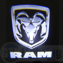 GTR Lighting LED Logo Projectors, Dodge Ram Logo, #13