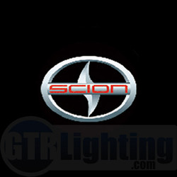 GTR Lighting LED Logo Projectors, Scion Logo, #18