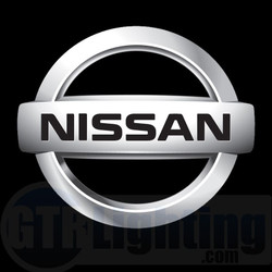 GTR Lighting LED Logo Projectors, Nissan Logo, #23