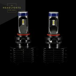 GTR Lighting Ultra Series LED Headlight Bulbs - 5202 / 2504 - 3rd Generation