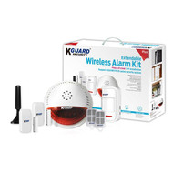 KGUARD DSH-002 Wireless Alarm Kit