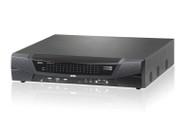 Aten Altusen 1 Local/8 Remote Console 64 Port Rackmount USB-PS/2 Cat5 KVM Over IP Switch
