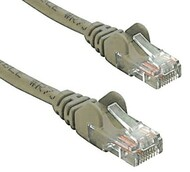 RJ45M - RJ45M Cat5E Network Cable 2m - Grey