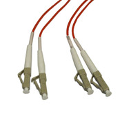 LinkBasic Multi Mode Duplex LC-LC Fibre Optic Patch Cord 3 Meter