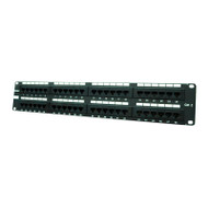 LinkBasic 48 Port Cat6 Patch Panel Rack Mount