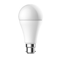 Energetic B22 Bayonet LED Bulb 15.5W (1520lm) Warm White Dimmable