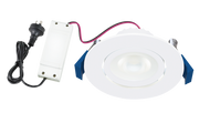 Energetic Celeste Gimble Downlight 12W (750lm) 3000K - Warm White