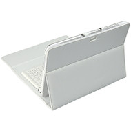 mbeat® GALAXY Tab 2 10.1 Bluetooth Keyboard and Accessory Kit in White