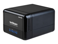"Welland NetShare ME-581GNS 3.5"" Dual Bay Gigabit NAS with RAID support"