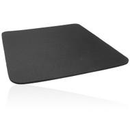 Single Colour Cloth Mouse Pad 260 X 220 X 5mm - Black