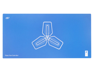 Deepcool D-Pad Massive Mouse Pad 800x400x4mm, Blue