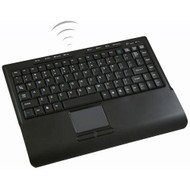 2.4G Wireless Keyboard with Touch Pad