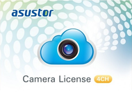 ASUSTOR NVR Camera License Package – 4CH