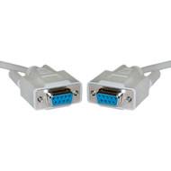 Modem Cable DB9F-DB9F 2m