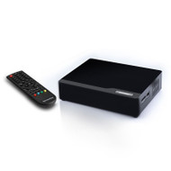 "Noontec MovieHome V7IIS Full HD Media Player, 1080p, H264, Up to 4TB 3.5"" HDD (Not Included), HDMI"