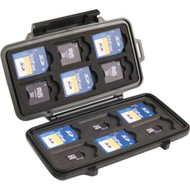 Pelican 0915 Memory Case SD/SD Mini
