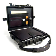 Pelican 1495 Notebook Case Deluxe up to 17' - Black