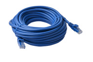 Cat 6a UTP Ethernet Cable, Snagless  - 10m Blue