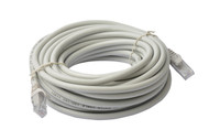 Cat 6a UTP Ethernet Cable, Snagless  - 10m Grey