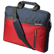 "Promate 'Dapp-HB' Dual Tone Stylish Messenger Bag for 14"" Notebooks - Blue"