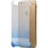 Promate 'Cloud-i6' Ultra-Slim Snap-On Case for iPhone 6 /6S /dual transparent colors - Blue