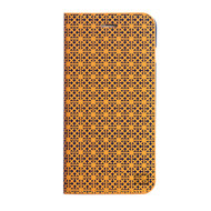 Promate 'Rouge-i6P' Leather Book-Style Folio Case for iPhone 6P /6SP /Screen Protector- Yellow