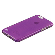 Promate 'Schema-i6P' Premium Flexible Metallic Styled case for Iphone 6P/6SP -Purple