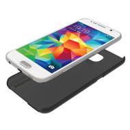 Promate 'Frost-S6' Premium Ultra-Slim Matte Finish Case for Galaxy S6 w/Screen Protector - Black