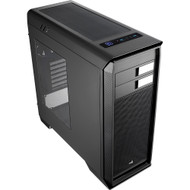 Aerocool Aero-1000 - Black Mid Tower Case w/Window