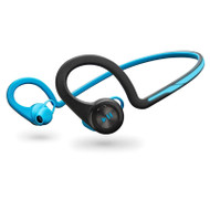 Plantronics 'Backbeat Fit' Behind-the-Head Wireless Headset w/Carry Case - Blue
