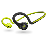 Plantronics 'Backbeat Fit' Behind-the-Head Wireless Headset w/Carry Case - Green