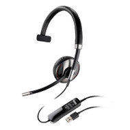 Plantronics Blackwire C710-M Monaural Headset, optimized for Microsoft Lync
