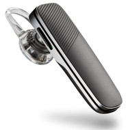 Plantronics Explorer 500 Bluetooth Headset w/Voice Control, Multipoint, A2DP - Black