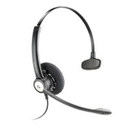 Plantronics HW111N Entera Wideband Monaural Noise Cancelling Headset
