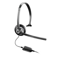 Plantronics M214C Over the Head Headset with 2.5' jack