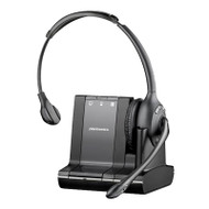 Plantronics Savi W710 Wireless Over Head Monaural Headset System