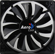 Aerocool Dark Force Fan 14cm, 11-Blade Design, 48.0CFM, 22.0DBA