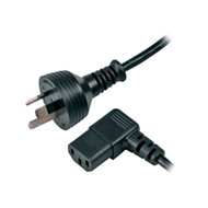 Right Angle Power Cable (Wall - PC 240V ) 1.8m