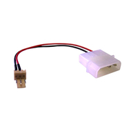 Molex to 3-Pin Fan Power Cable