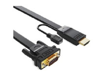 HDMI to VGA Converter Cable Male-Male 2m